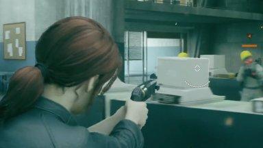 Control Service Weapon Grip