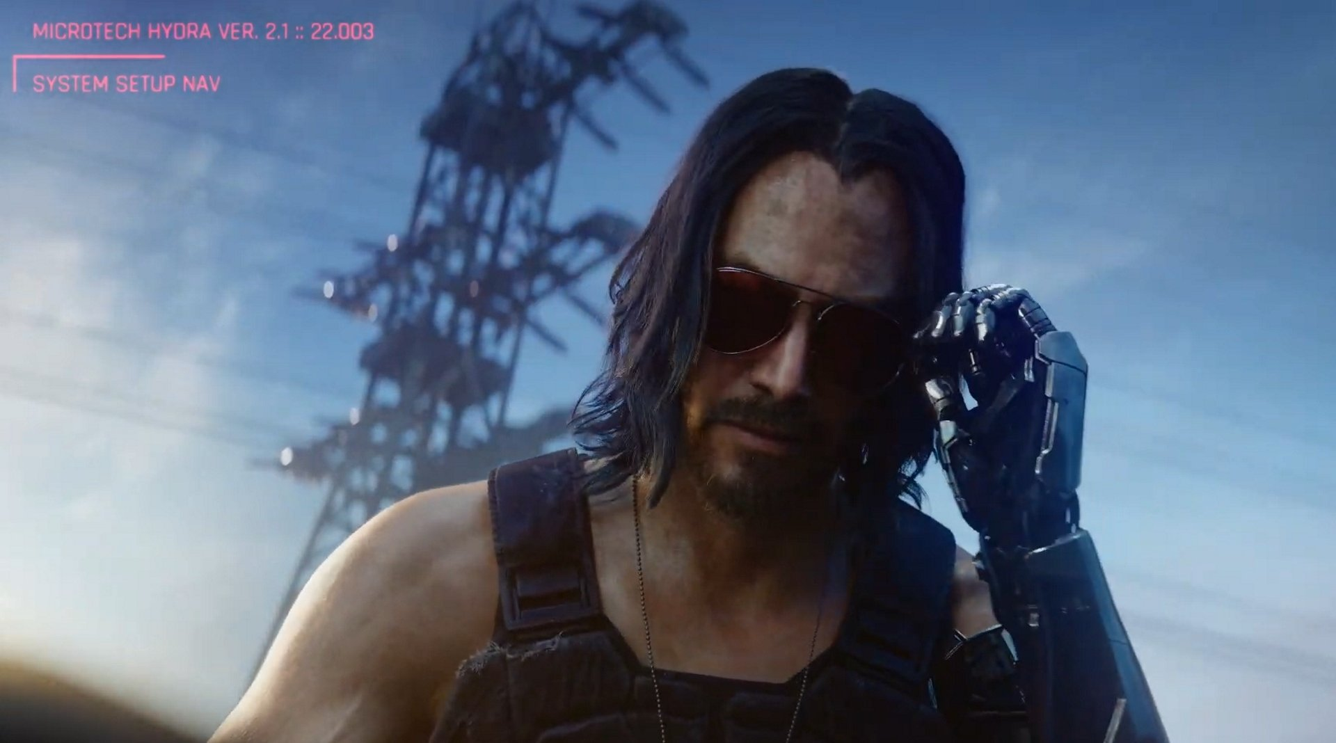 Cyberpunk 2077 is certainly another big draw