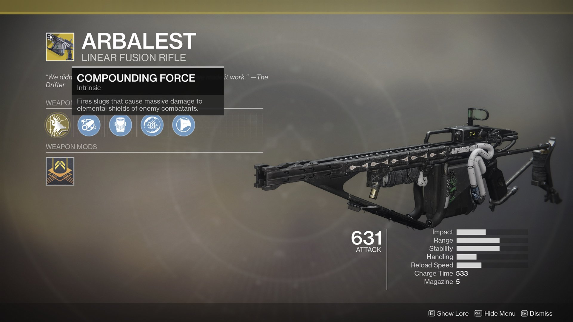 What Xur is selling in Destiny 2 - August 23, 2019