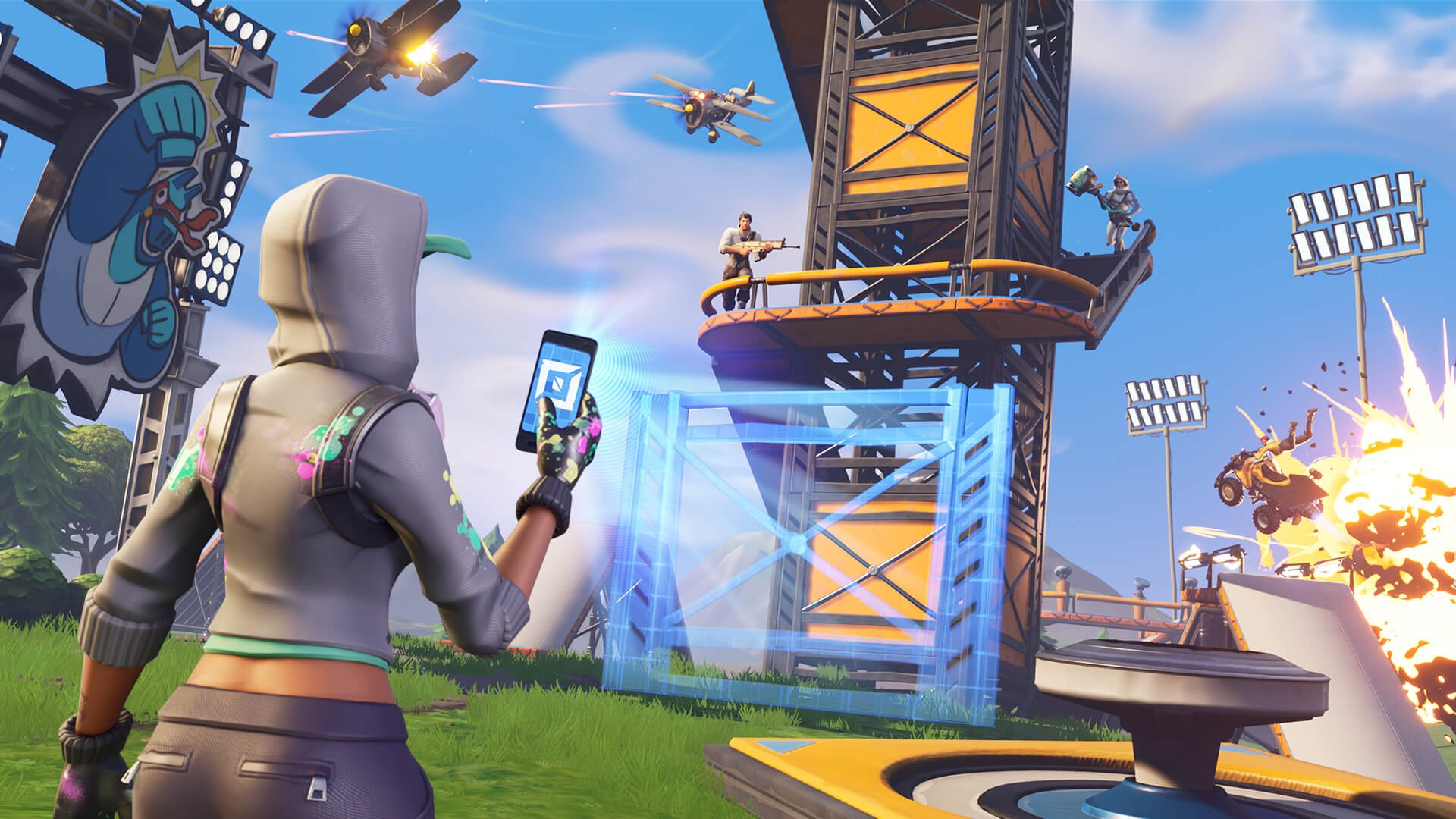 Class-action lawsuit filed against Epic Games