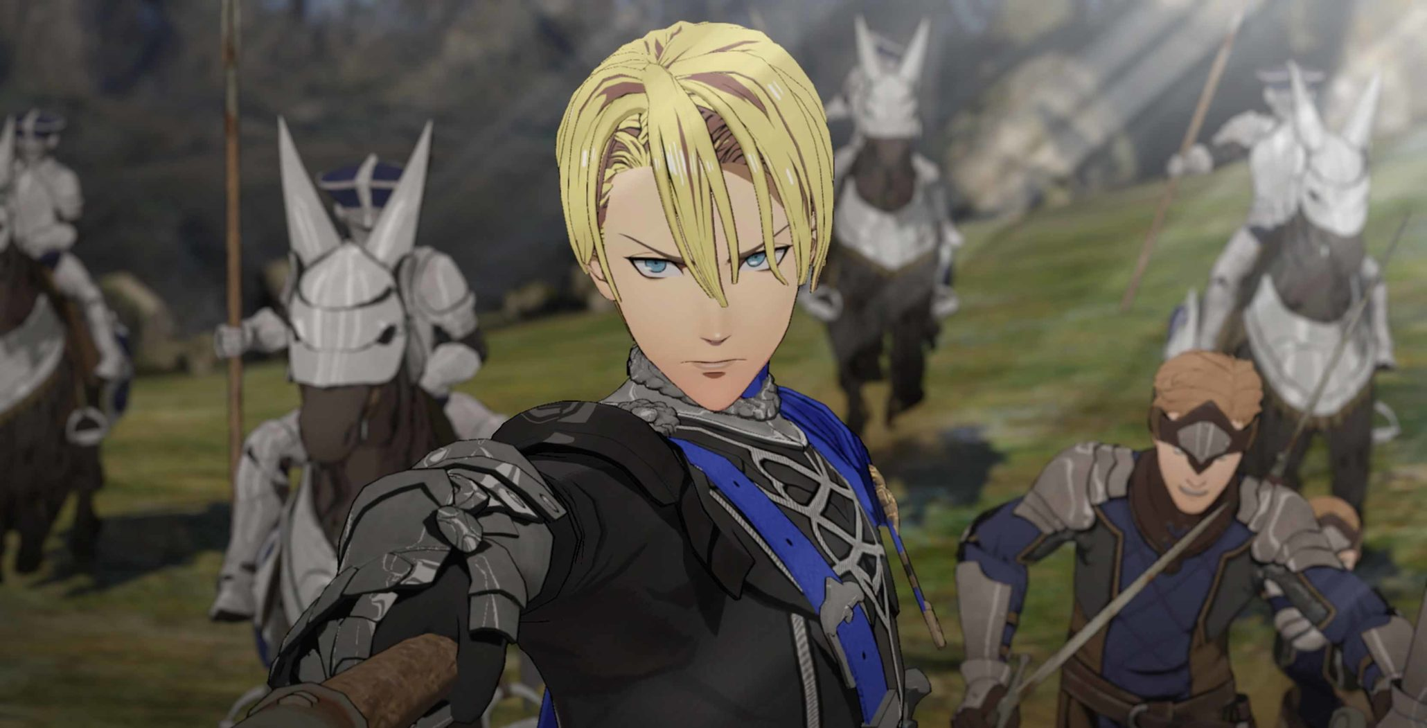 How to keep Lance of Ruin in Fire Emblem: Three Houses