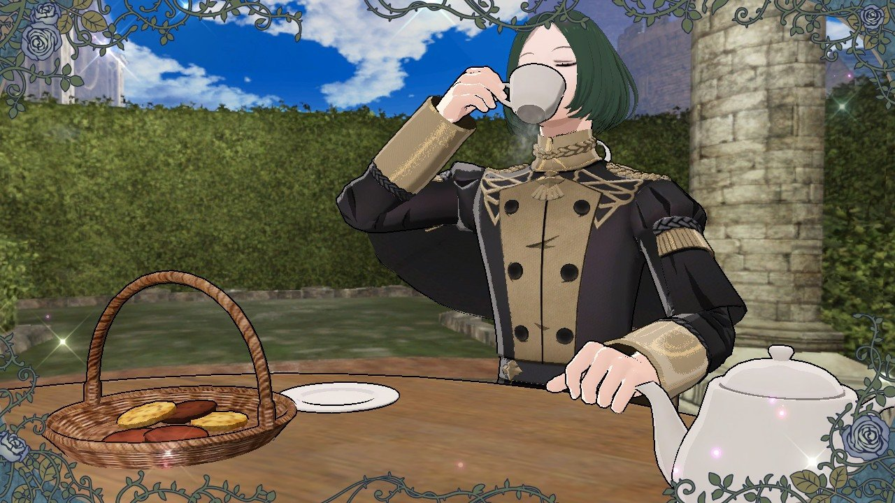 Fire Emblem: Three Houses Tea Party guide