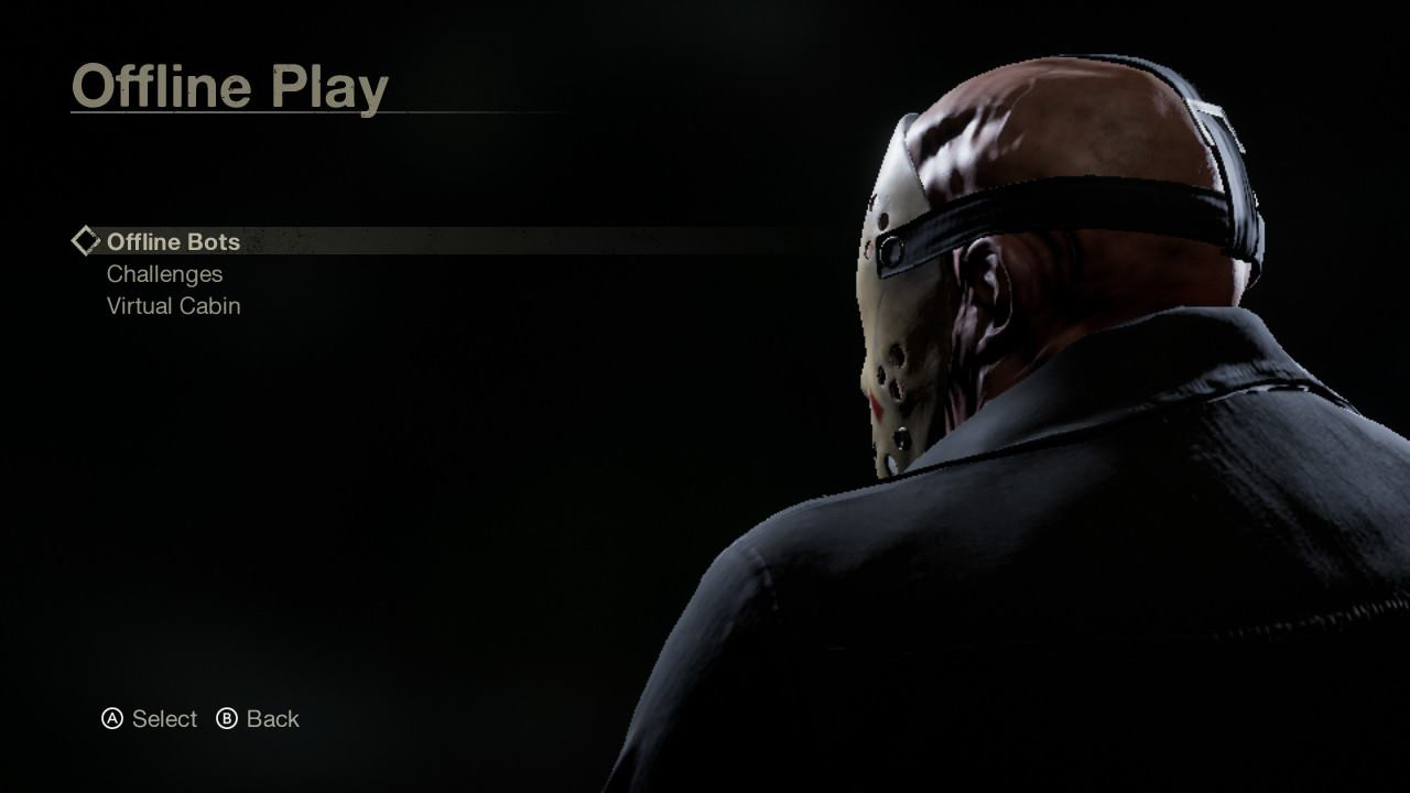 Friday the 13th: The Game matchmaking