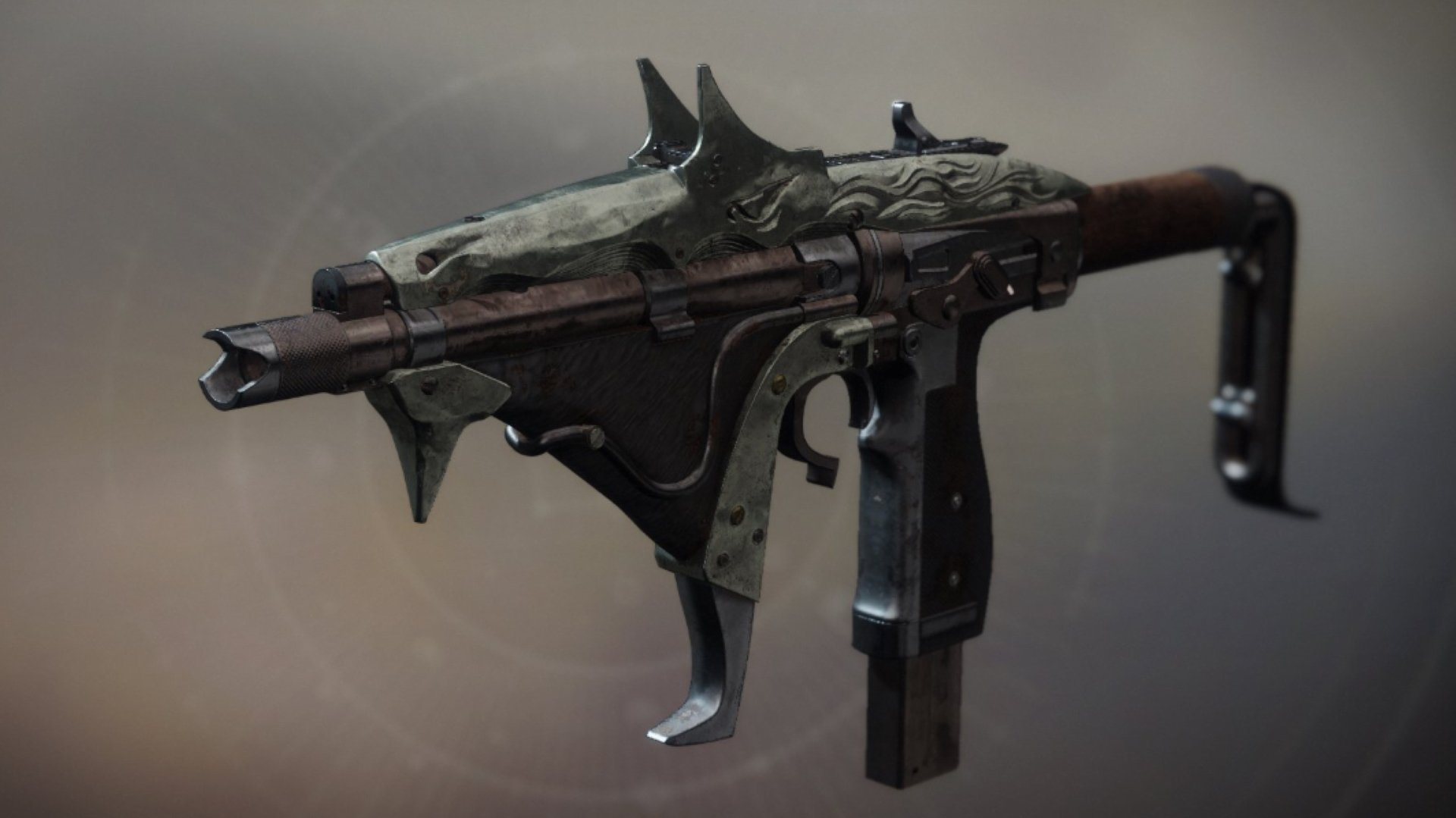 Get the Tarrabah Exotic SMG in Destiny 2