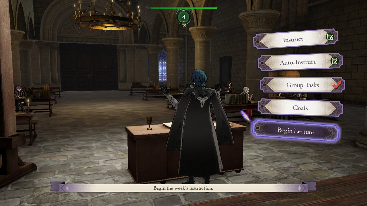 How to be a good professor according to Fire Emblem: Three Houses