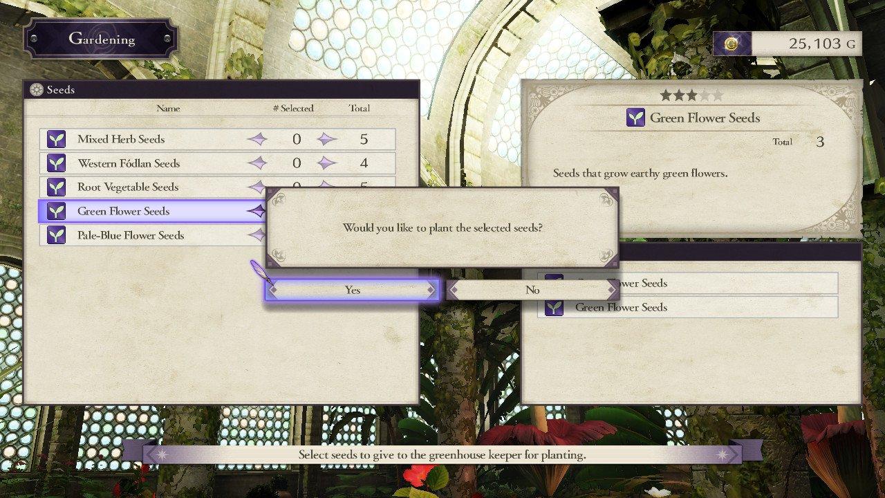 How to get Zanado Fruit in Fire Emblem: Three Houses