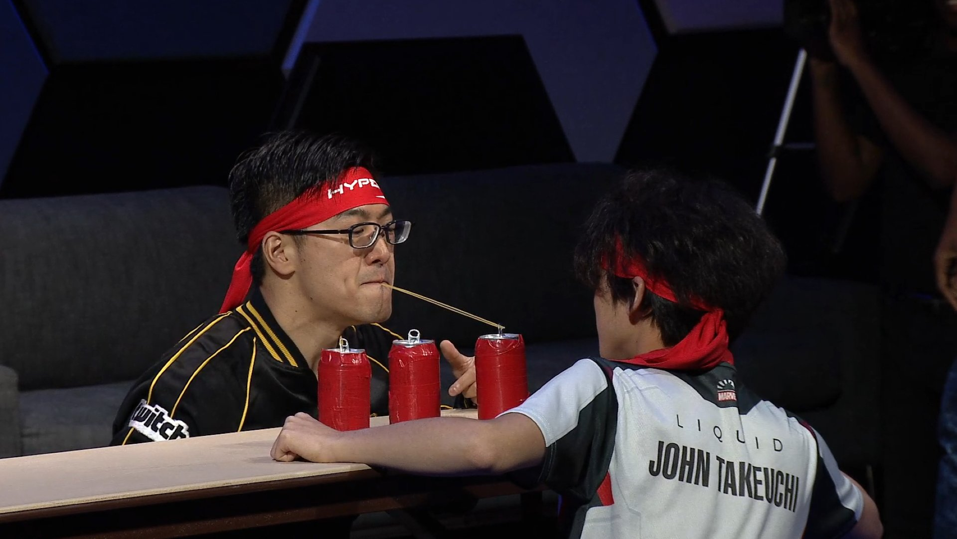 the best moments from the HyperX Showdown: Knock Out