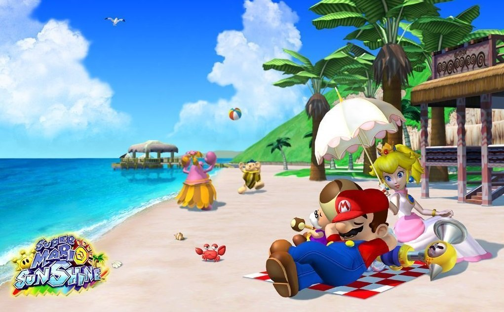 Is Nintendo teasing Mario Sunshine Remastered