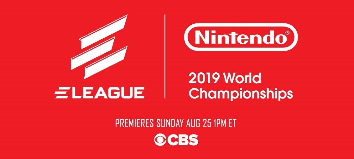The Nintendo World Championships will air on CBS on August 25. © ELEAGUE, Nintendo