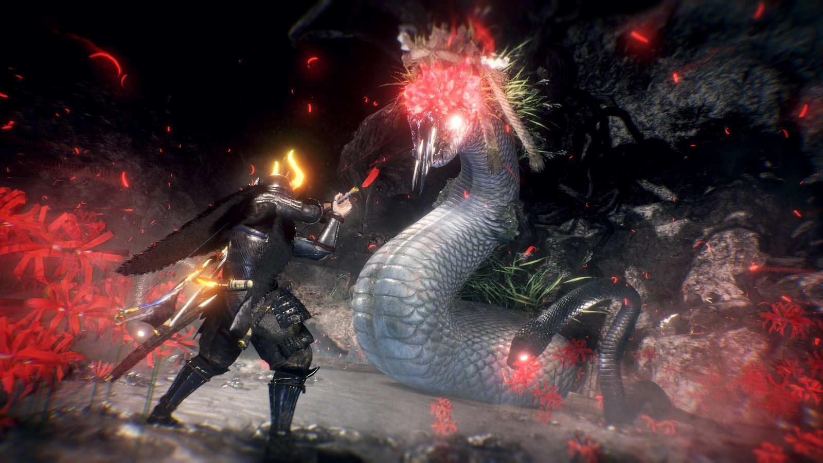 Nioh 2 screenshots © Team Ninja