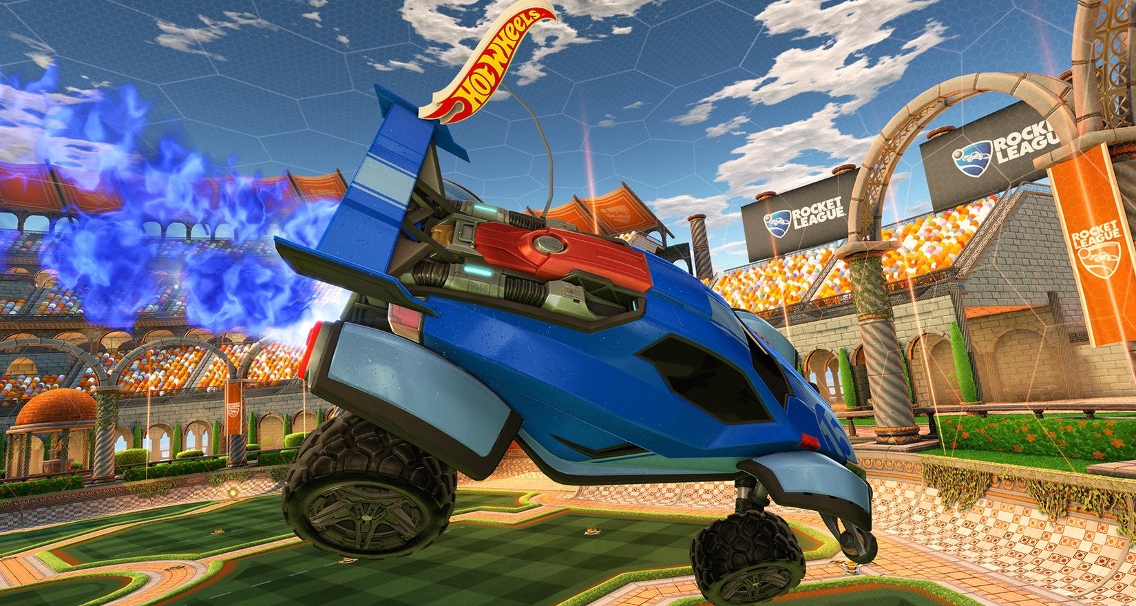 Rocket League removing crates loot boxes this year