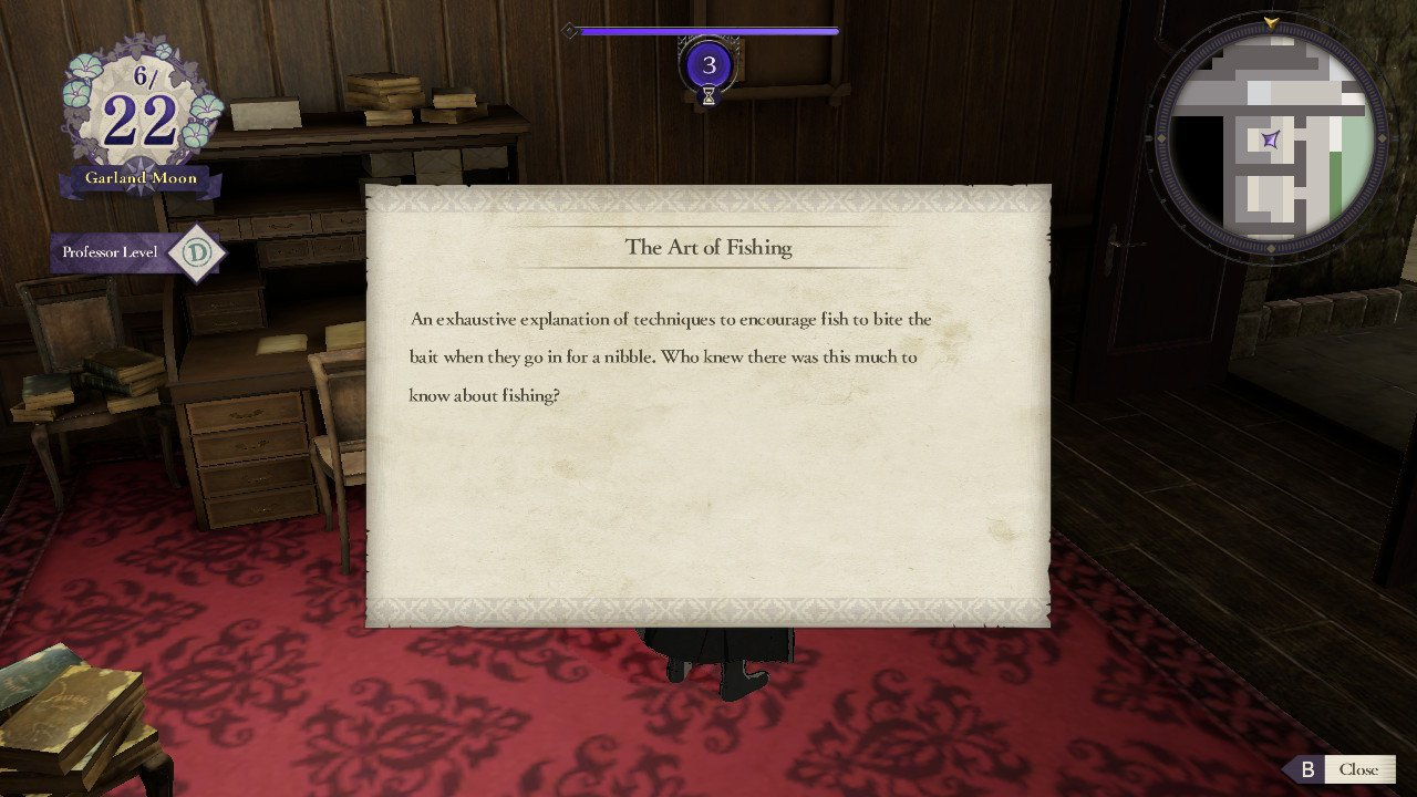 Stealing from students in Fire Emblem: Three Houses