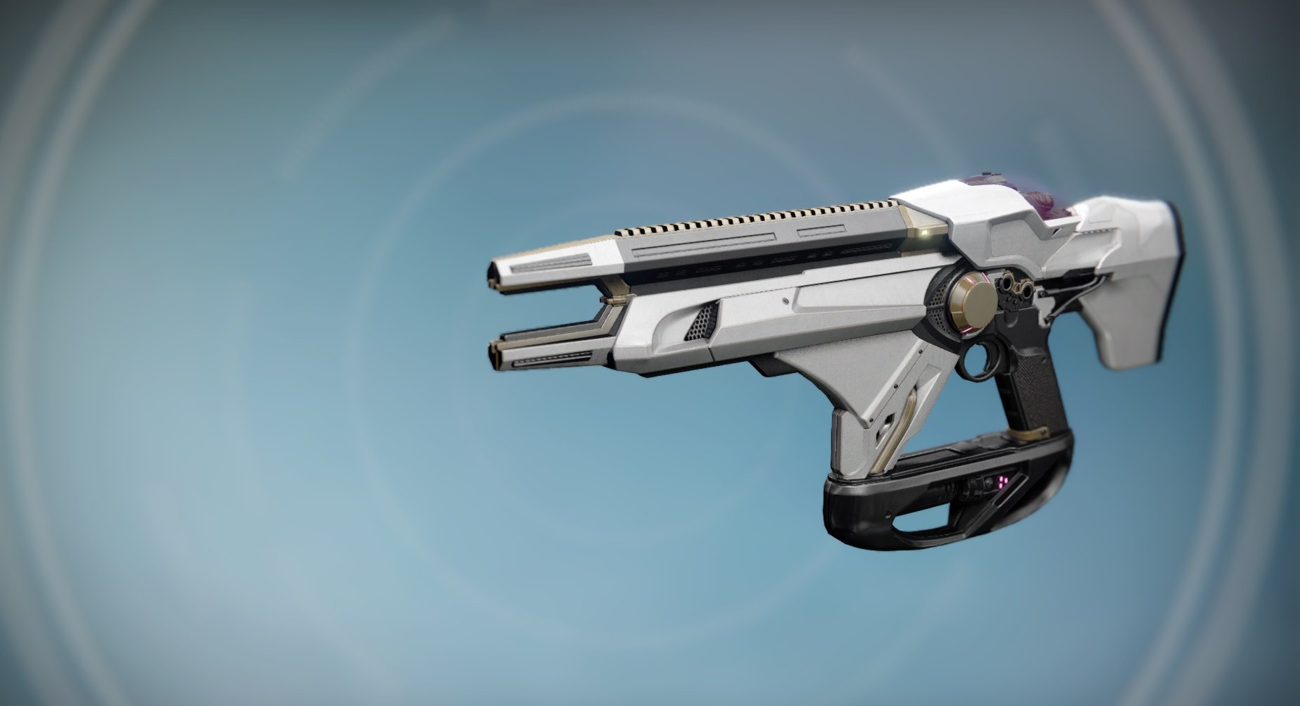 During the week of August 16, you can purchase a Telesto Exotic fusion rifle from Xur in Destiny 2.