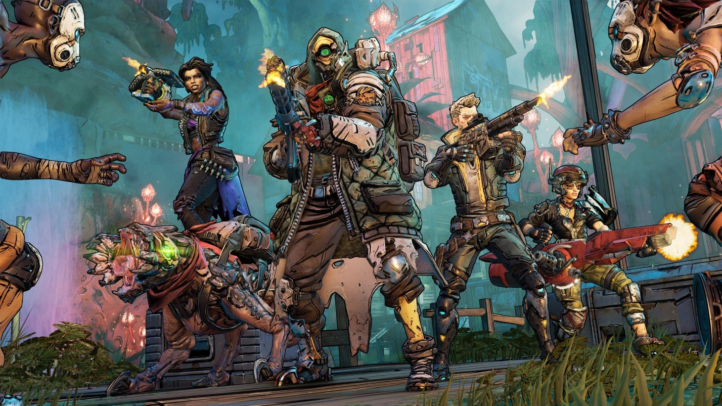 How to adjust the difficulty in Borderlands 3