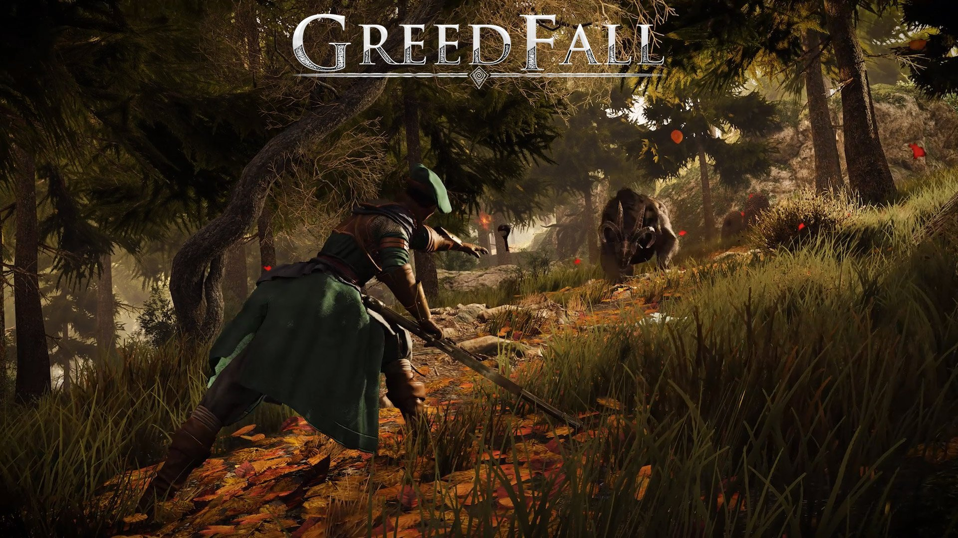 All companion locations in Greedfall