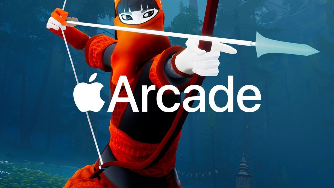 Apple Arcade beta