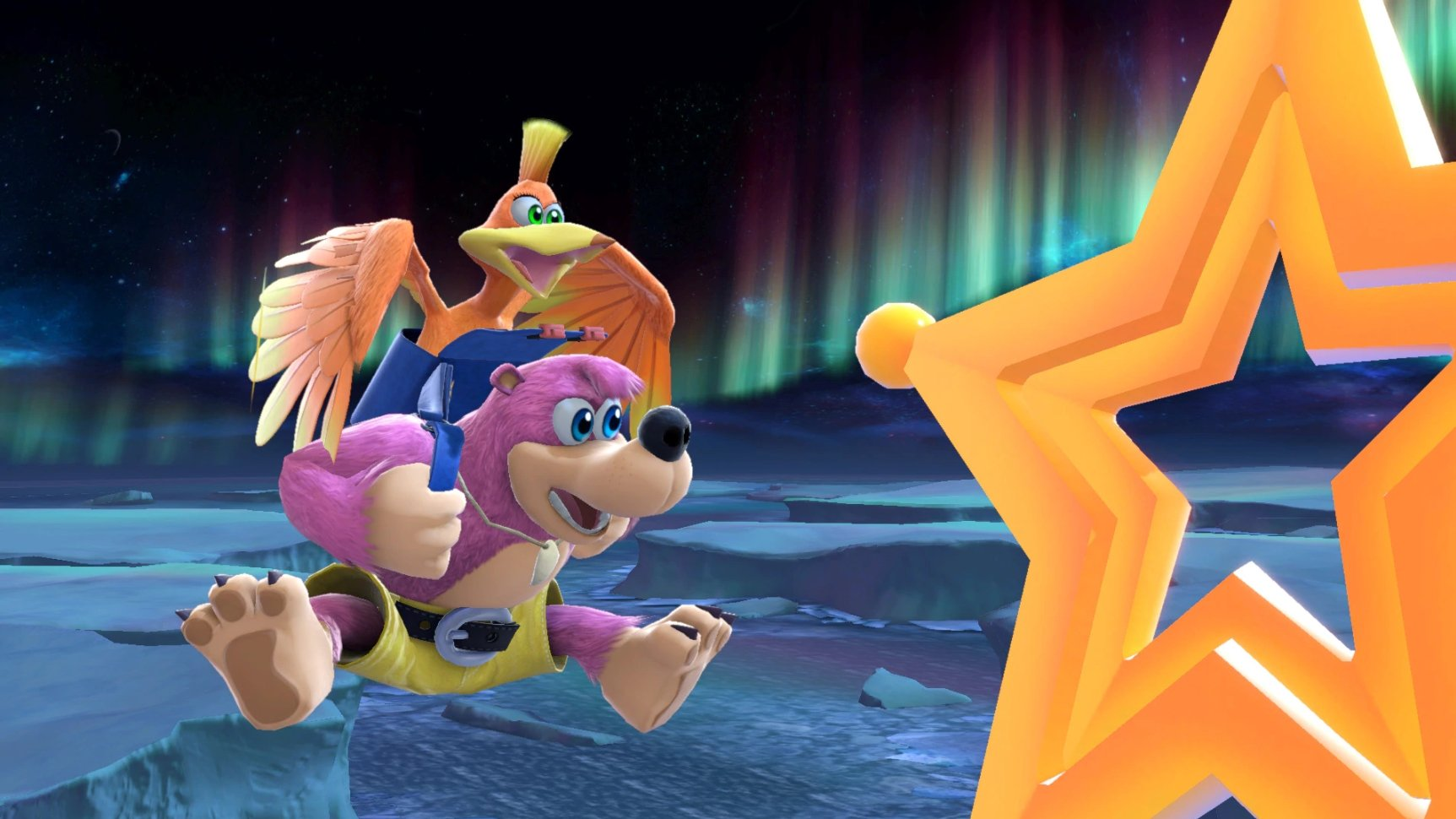 Banjo-Kazooie full moveset in Smash Ultimate