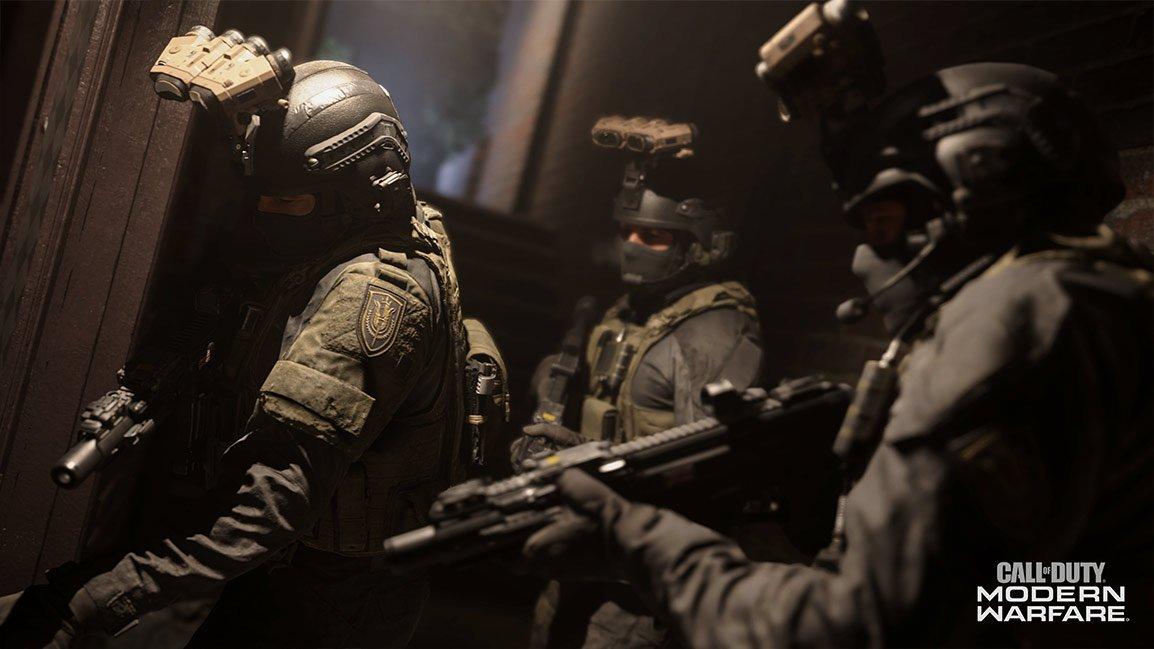 Call of Duty: Modern Warfare Beta coming September 19
