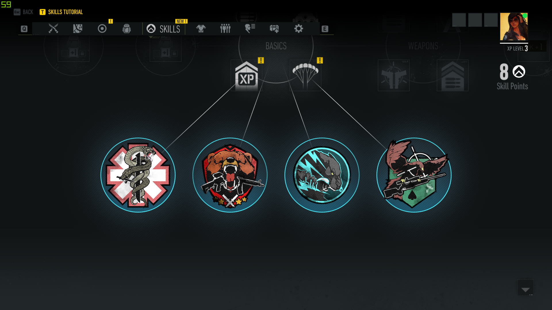 Change classes in Ghost Recon Breakpoint