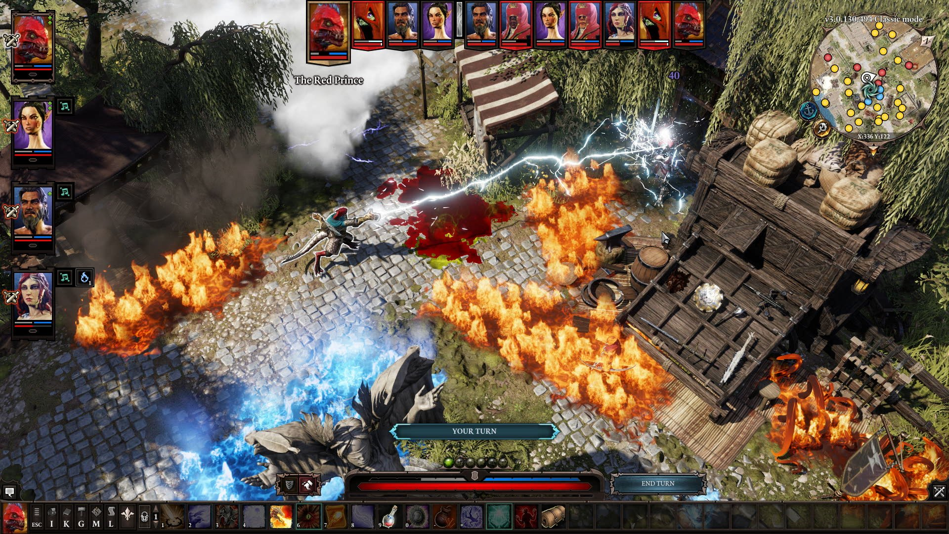 Divinity Original Sin 2 available now on Switch
