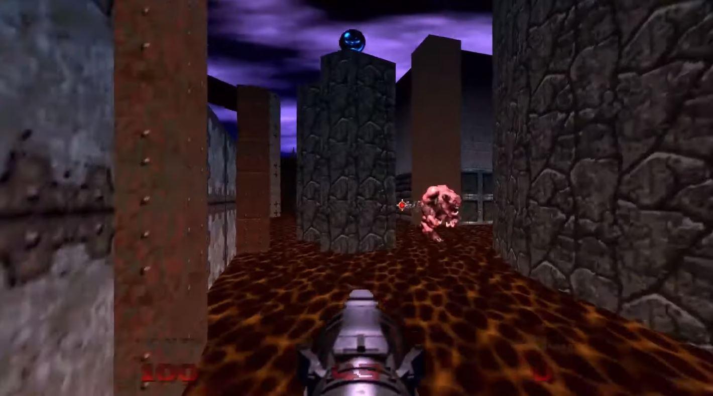 Doom 64 coming to Nintendo Switch