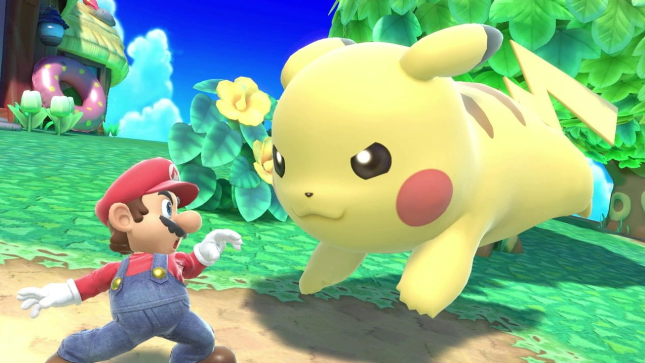 ESAM wins Glitch 7 with Pikachu Smash Ultimate