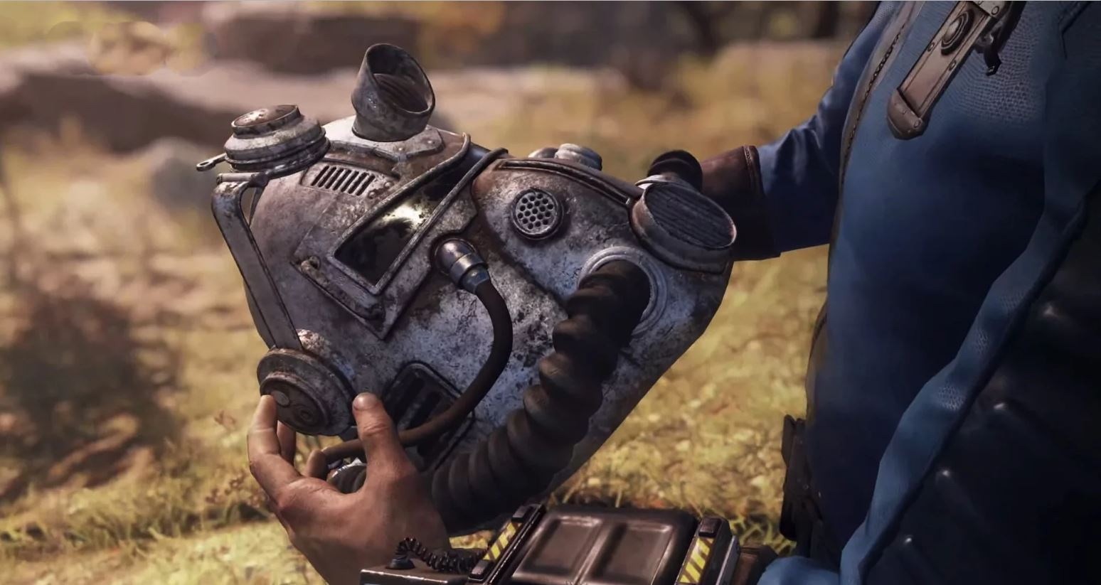 Fallout 76 Nuka-Cola helmet recalled over mold