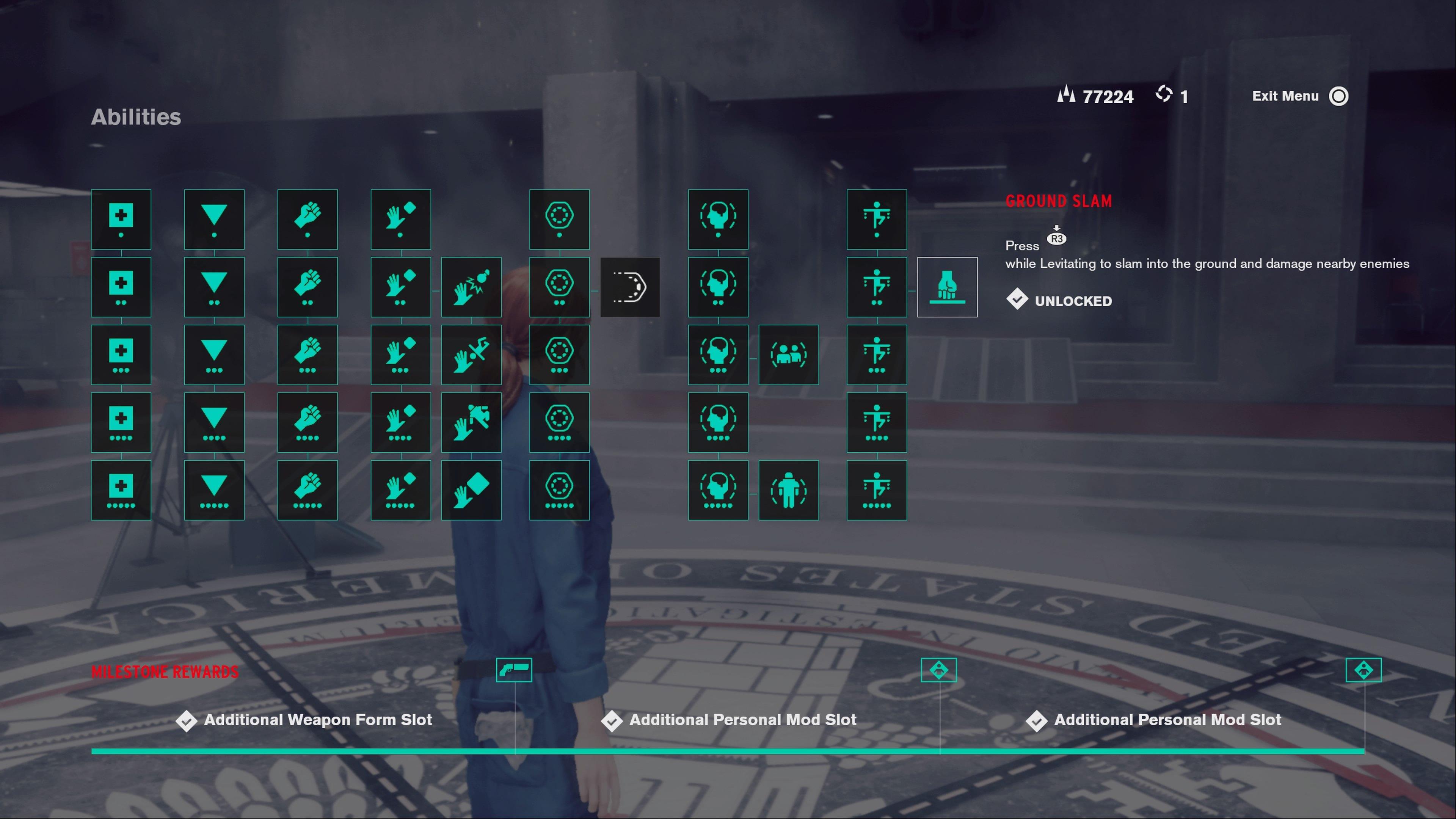 Full Ability Tree in Control | AllGamers