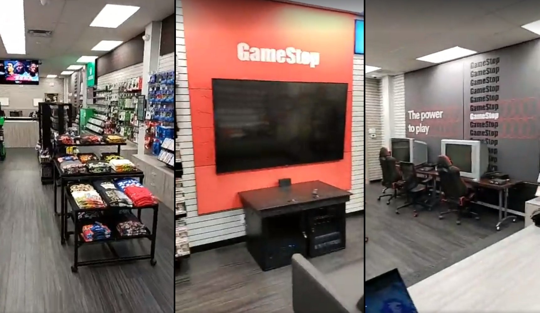 Check out GameStop's modern redesign