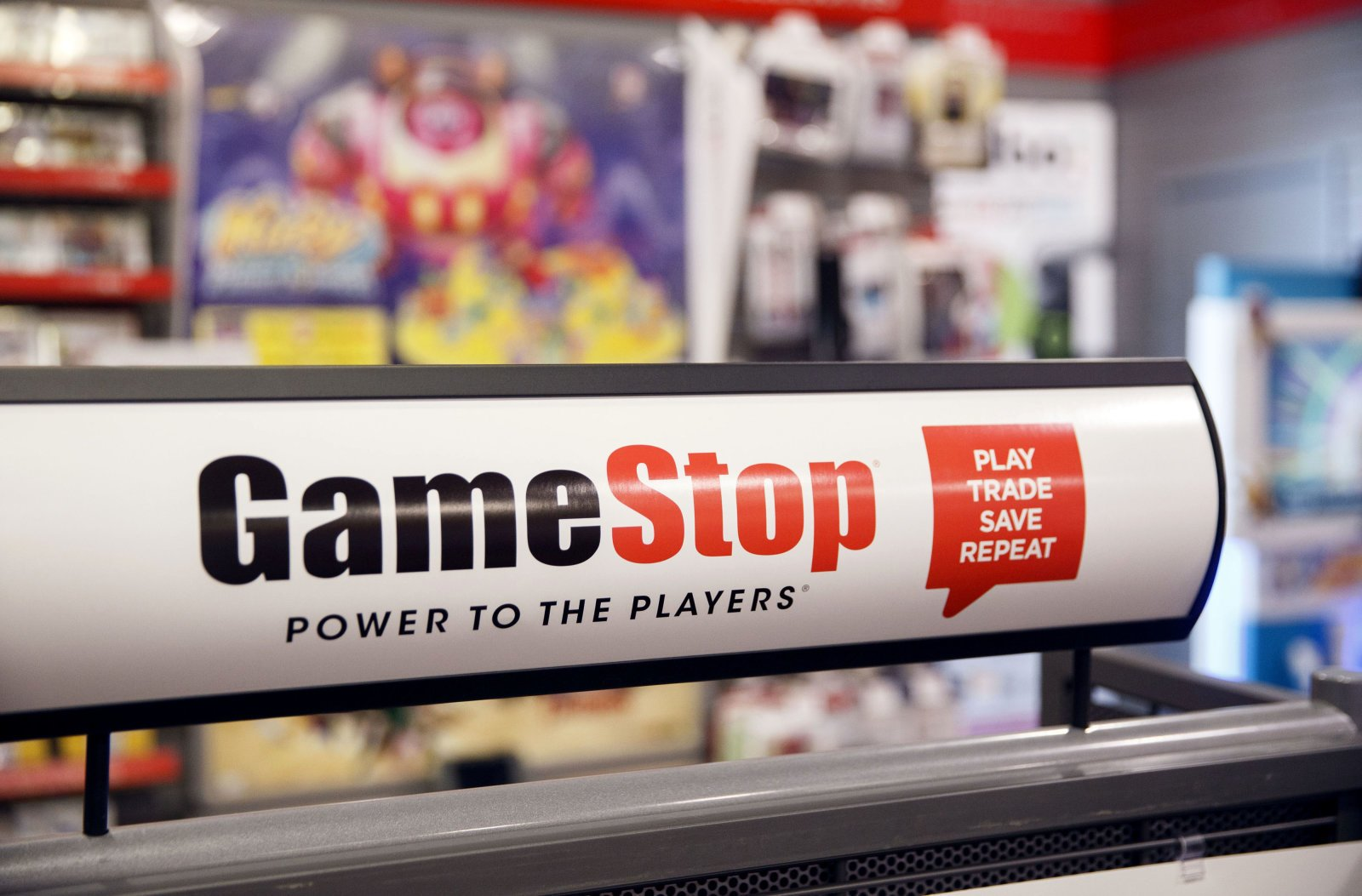 The redesign will feature things like a tablet where customers can pre-order games without having to wait for a GameStop employee.