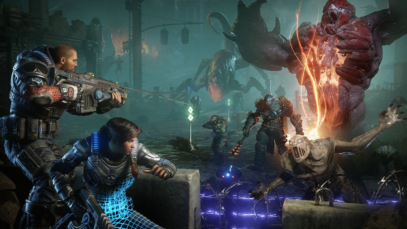 Some players have experienced issues setting up local co-op for modes like Horde and Escape in Gears 5.