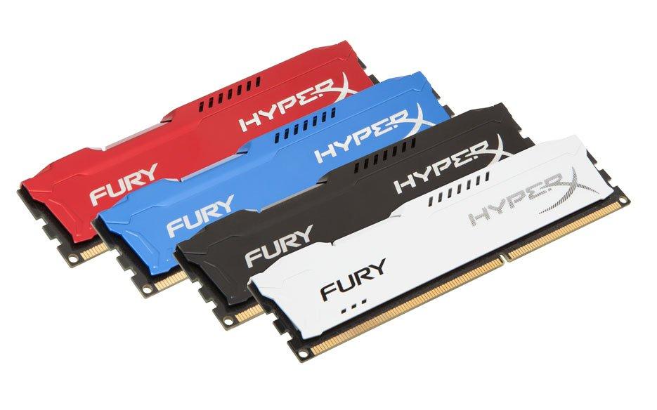 FURY DDR3/DDR3L