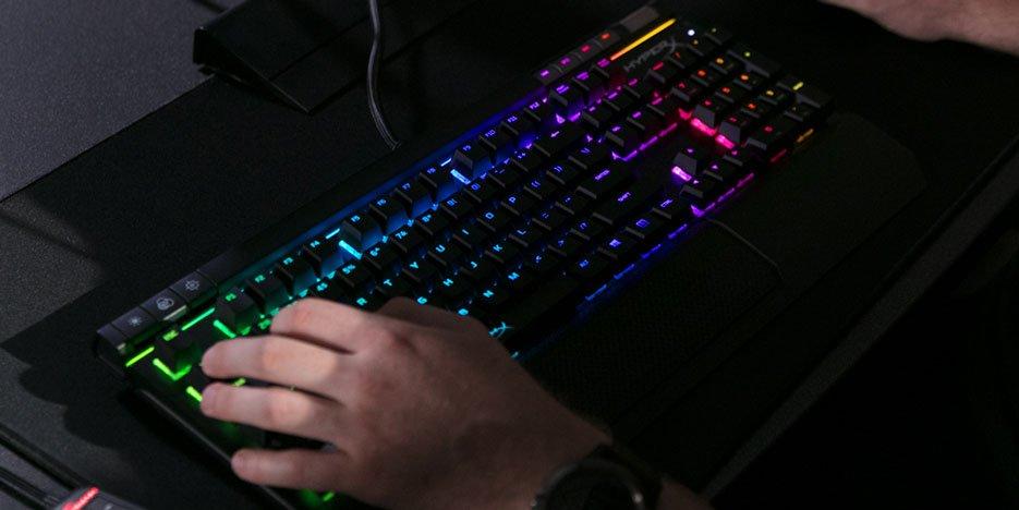 HyperX Alloy Elite RGB Gaming Keyboard