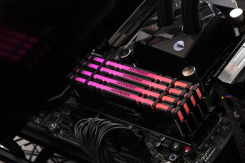 HyperX Predator DDR4 RGB Purple