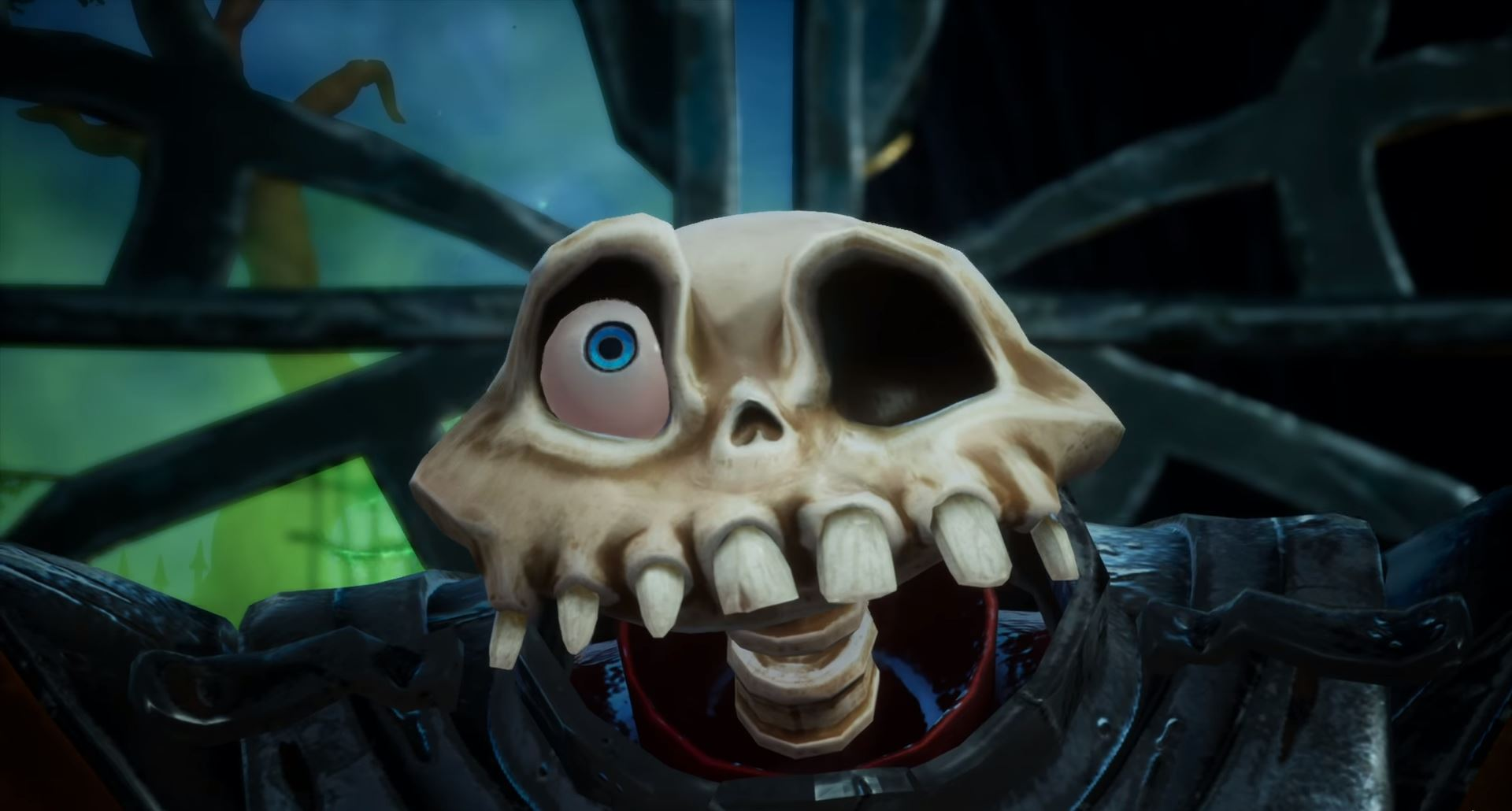 There's a MediEvil remake demo available now