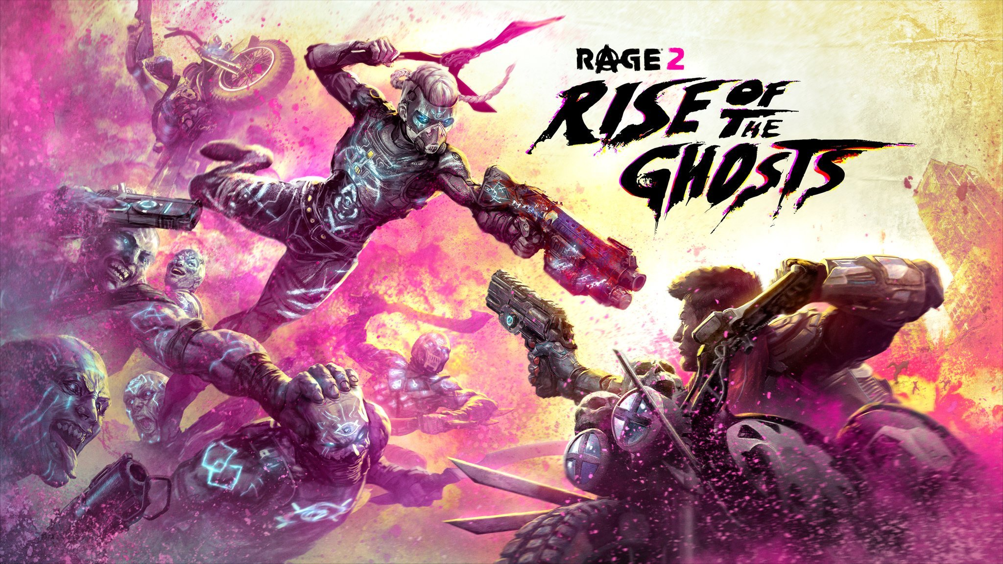 Rage 2 DLC drops September 26