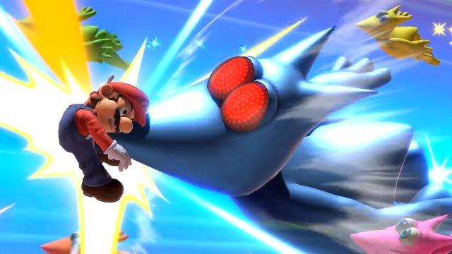 Smash Ultimate Banjo-Kazooie Final Smash