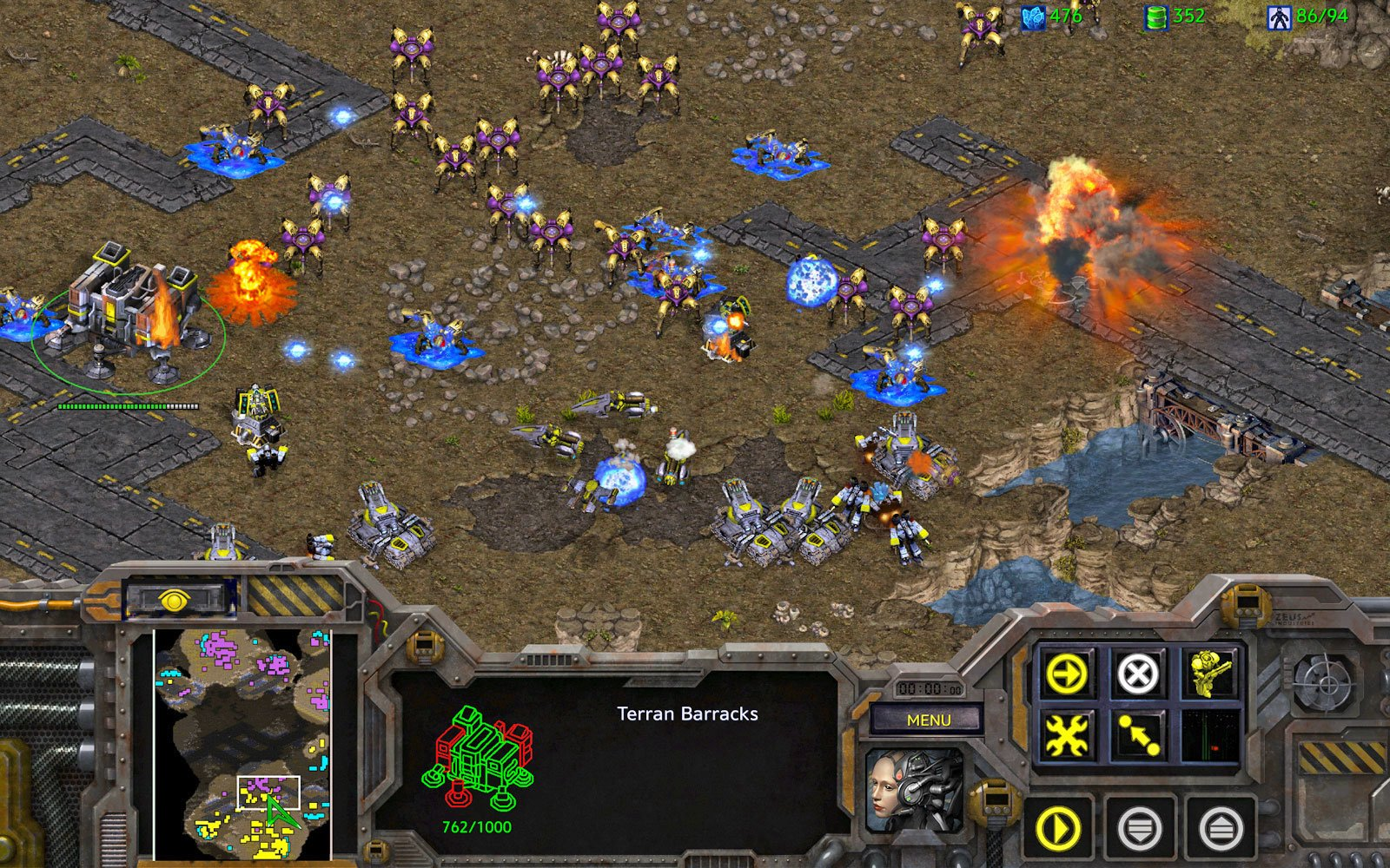 Prepare for the Area 51 raid by playing a StarCraft game with StarCraft touted as one of the best RTS franchises of all-time.