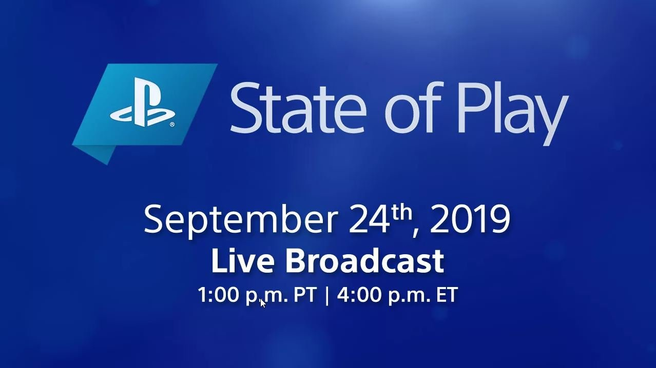 Sony announce air date for next State of Play