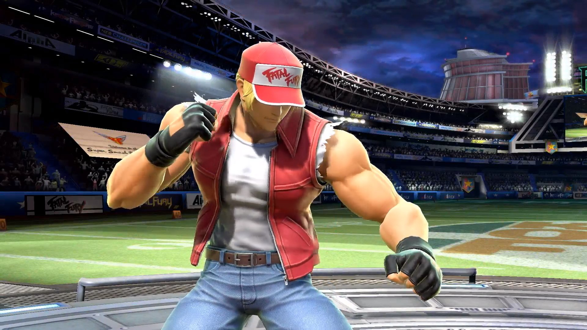 Terry Bogard confirmed for Smash