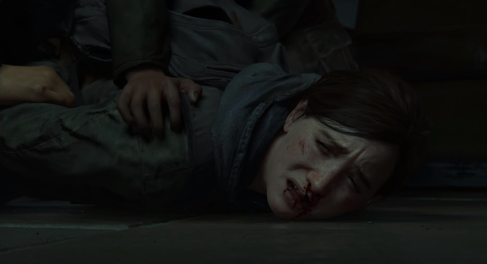 The trailer seems to hint at Dinah being murdered, causing Ellie to venture out and seek revenge in The Last of Us Part II.