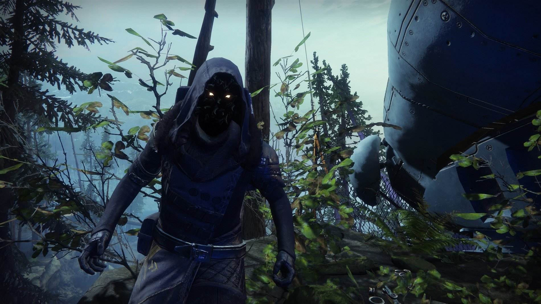 During the week of September 20 through September 24, Xur can be found in the Winding Cove area of the EDZ on Earth in Destiny 2.