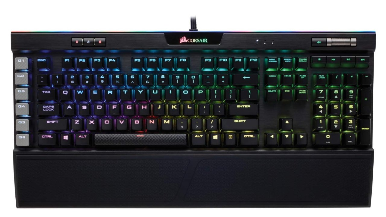 PC Gamer gifts guide 2019 - the best gaming keyboards