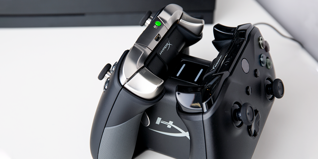 The ChargePlay Duo for the Xbox One.
