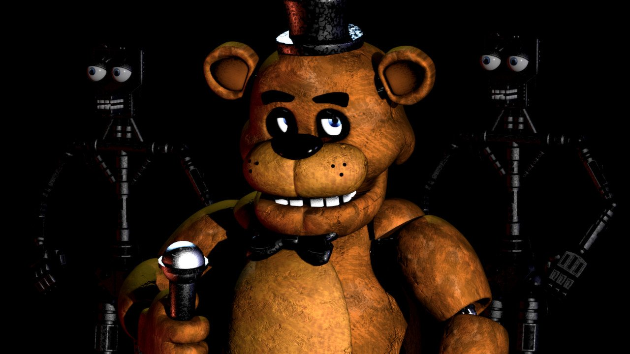 You can't have a list of jump scare games without including the Five Nights at Freddy's series.