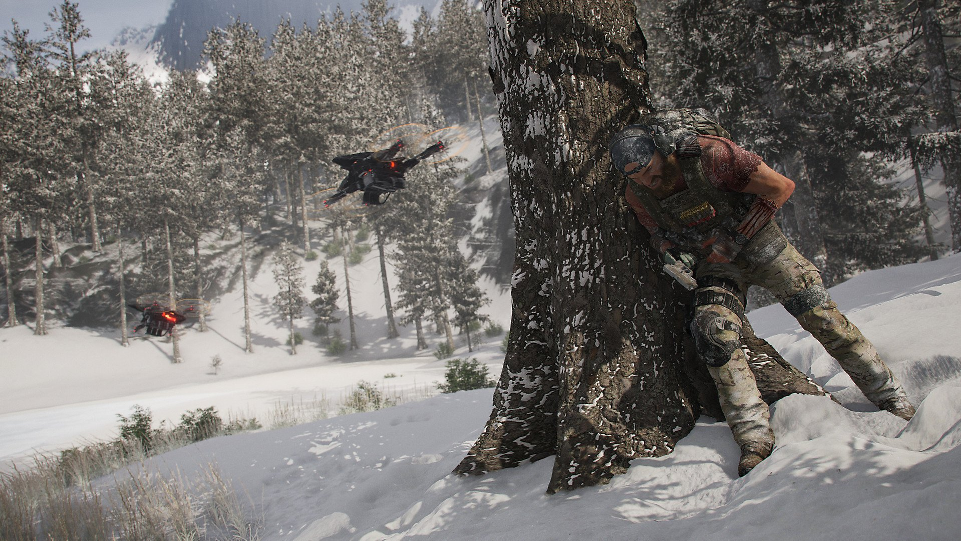 Where to find the HTI blueprint in Ghost Recon Breakpoint