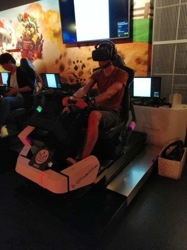 The best VR parks in Tokyo - Mazaria