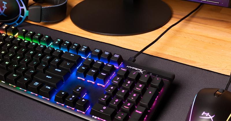The HyperX Origins Gaming Keyboard