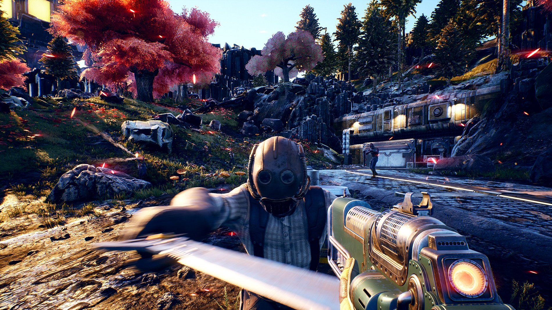 Are there cheats for The Outer Worlds?