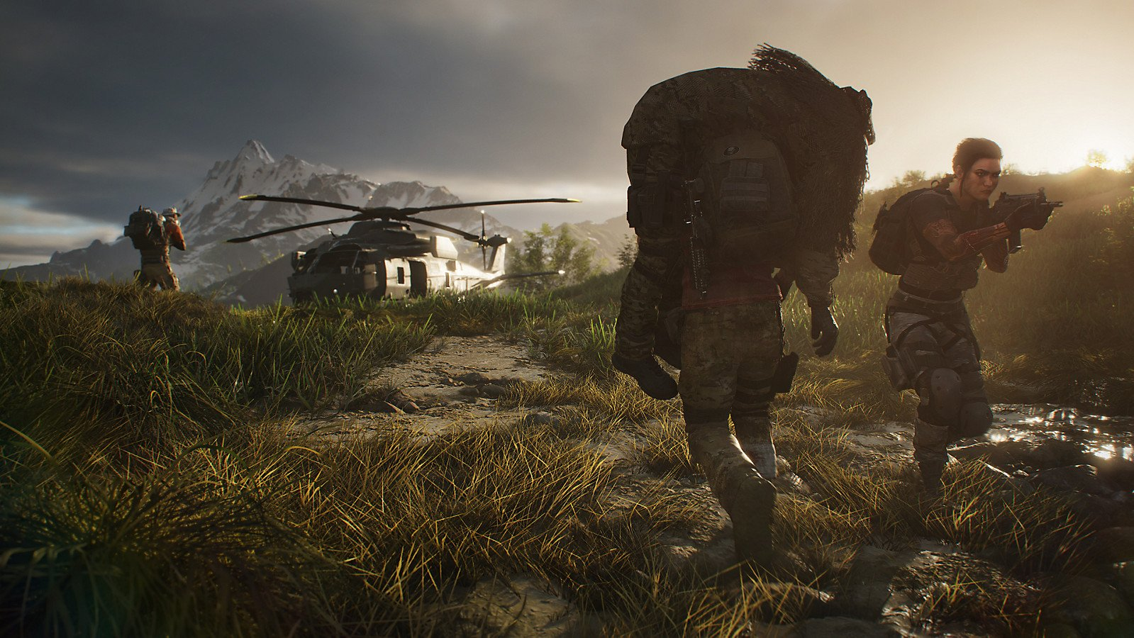 Is there cross-play in Tom Clancy's Ghost Recon Breakpoint